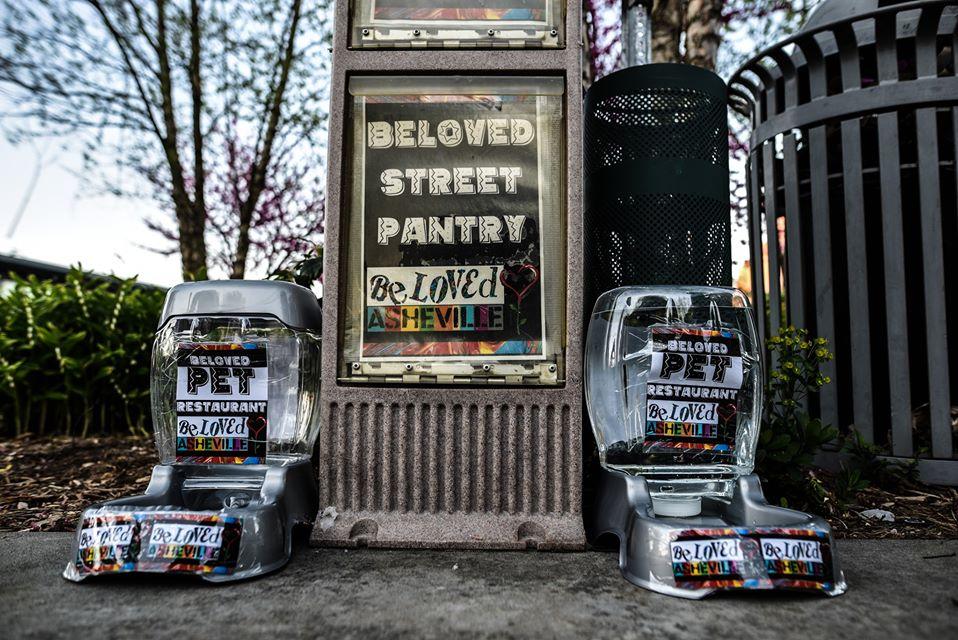 street pantry